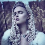 Marcelina Sowa by Sinsong in Being Bathory for <em>Fashion Gone Rogue</em>