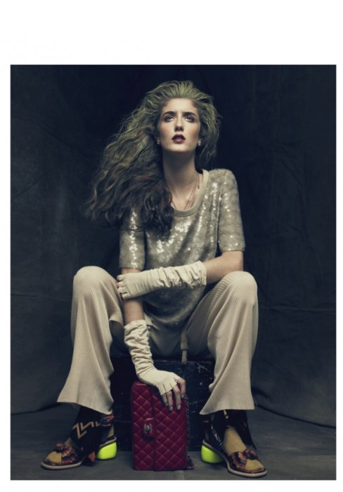 Amanda Laine by Dima Hohlov for Playing Fashion