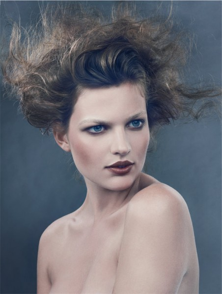 Bette Franke by David Slijper for <em>Marie Claire Italia</em> February 2011