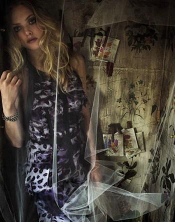 Amanda Seyfried by Matthias Vriens-McGrath for Marie Claire UK April 2011
