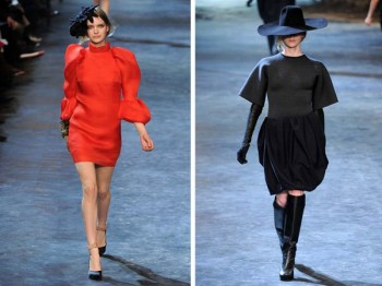 Lanvin Fall 2011 | Paris Fashion Week