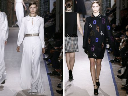 Yves Saint Laurent Fall 2011 | Paris Fashion Week