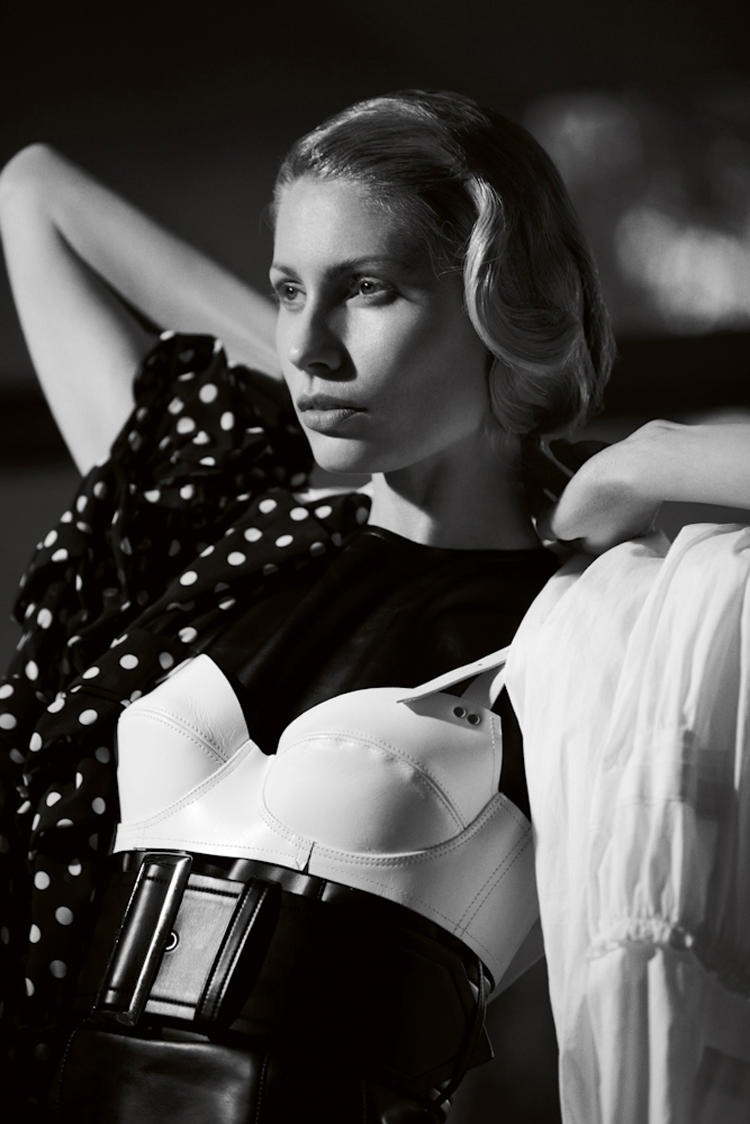 Kirsty Hume by Todd Cole for Paris, LA #6
