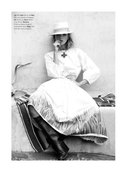 Aurelia by Carlotta Moye for <em>Madison Australia</em> May 2011