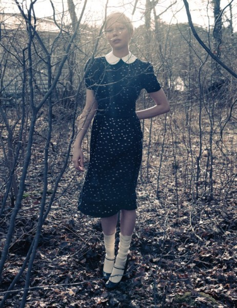 Michelle Williams for <em>Interview</em> May 2011 by Mikael Jansson