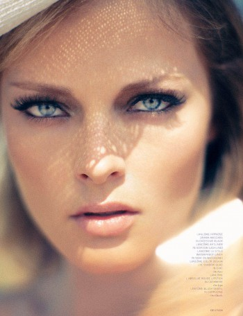 Olga Maliouk by Marian Sell for <em>Deutsch</em> #44