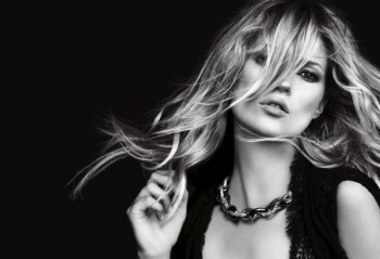 David Yurman Spring 2011 Campaign | Kate Moss by Peter Lindbergh