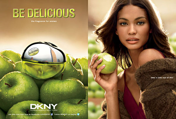 DKNY Be Delicious 2011 Campaign | Chanel Iman & Fei Fei Sun by Regan Cameron