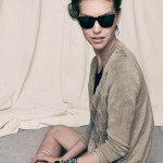 Arizona Muse for Madewell Looks We Love Lookbook