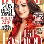 Anne Hathaway Covers <em>Harper&#8217;s Bazaar US</em> August 2011
