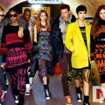 D&G Fall 2011 Campaign Preview | Melodie Monrose, Tao Okamoto & Others by Mario Testino