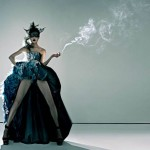 Du Juan by Tiziano Magni for <em>Numéro China</em> #9