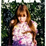 <em>Tank</em> Summer 2011 Cover | Edie Campbell by Viktor Vauthier