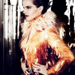 Emma Watson for <em>Vogue US</em> July 2011 by Mario Testino