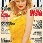 <em>Elle US</em> July 2011 Cover | Emma Stone by Carter Smith