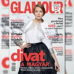 <em>Glamour Hungary</em> July/August 2011 Cover | Eniko Mihalik by Marcel Gonzalez-Ortiz