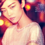 Fei Fei Sun in Chanel for <em>Harper&#8217;s Bazaar Singapore</em> June 2011