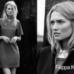 Filippa K Fall 2011 Campaign Preview | Toni Garrn by Alasdair McLellan