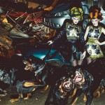 Givenchy in <em>Interview</em> June/July 2011 by Steven Klein
