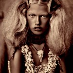 Hailey Clauson by Sebastian Kim for <em>Numéro</em> #124