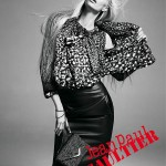 Kristen McMenamy for Jean Paul Gaultier Fall 2011 Campaign (Preview)