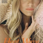Lindsay Ellingson by Regan Cameron for <em>Allure</em> June 2011
