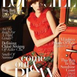 <em>L'Officiel Singapore</em> June/July 2011 Cover | Emily Wake by Wee Khim