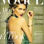 <em>Vogue Spain</em> July 2011 Cover | Malgosia Bela by Greg Kadel