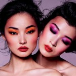 Miao Bin Si & Ma Jing by Stockton Johnson for <em>ROUGE</em> Spring 2011