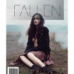 <em>Fallen</em> #8 Cover | Sarah Stephens by Darren McDonald