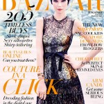 <em>Harper's Bazaar Singapore</em> July 2011 Cover | Tao Okamoto by Gan
