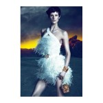 Versace Fall 2011 Campaign Preview | Saskia de Brauw by Mert & Marcus