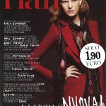 <em>Flair</em> July 2011 Cover | Ylonka Verheul by Emilio Tini