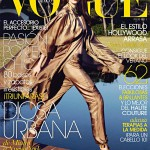 <em>Vogue Mexico</em> July 2011 Cover | Zuzanna Bijoch by Marcin Tyszka