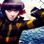 Emma Pei by Gan for <em>Harper's Bazaar Singapore</em> August 2011