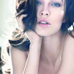 Megan Fox for Giorgio Armani Summer 2011 Beauty Campaign
