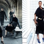 Balenciaga Fall 2011 Campaign | Liya Kebede, Julia Nobis, Juliane Gruner & Others by Steven Meisel