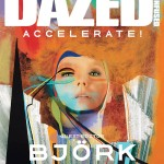 <em>Dazed & Confused</em> August 2011 Cover | Bjork by Sam Falls