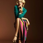 Toni Garrn for Blanco Fall 2011 Campaign