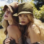 Photo of the Day | Hat Girls