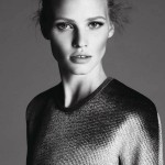 Lara Stone for Calvin Klein Fall 2011 Campaign (Preview)