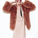 Coco Rocha by Matthias Vriens-McGrath for <em>Elle UK</em> August 2011