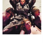 Lara Stone, Freja Beha Erichsen, Isabeli Fontana & Others by Inez & Vinoodh for <em>Vogue Paris</em> August 2011