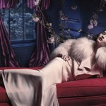 Crystal Renn by Mark Seliger for <em>Vogue Spain</em>
