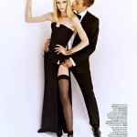 Daria Strokous by Mariano Vivanco for <em>Vogue Russia</em> August 2011