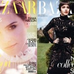 Emma Watson Covers <em>Harper&#8217;s Bazaar UK</em> August 2011