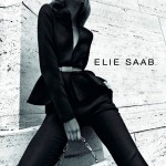 Juju Ivanyuk for Elie Saab Fall 2011 Campaign (Preview)