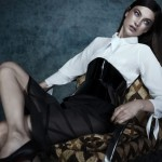 Jacquelyn Jablonski by Catherine Servel for <em>Allure Korea</em> August 2011