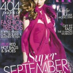 <em>Harper&#8217;s Bazaar Australia</em> September 2011 Cover | Karlie Kloss by Victor Demarchelier