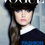 <em>Vogue Australia</em> September 2011 Cover | Katie Fogarty by Kai Z. Feng
